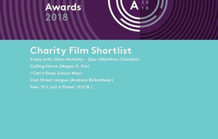 Laura Way has been Nominated for a Young Directors Award